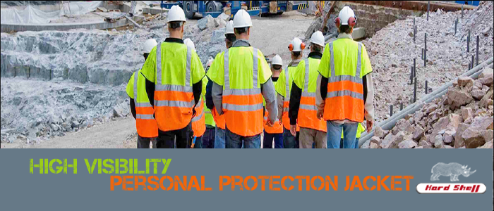 Personal Protection Jacket